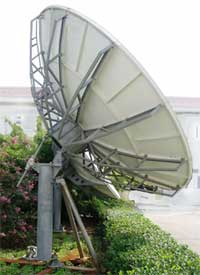 Peng Li VSAT satellite antenna