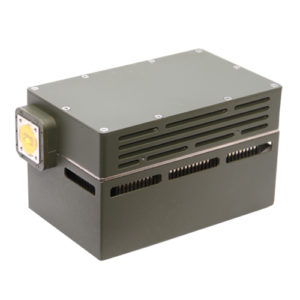 BUCs ALB 229 Series Ruggedized Compact 40W Ku-Band BUC