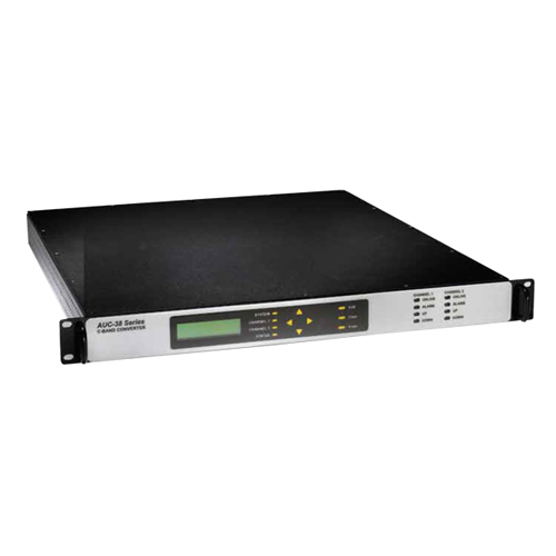 AUC38 Series IF/L to C-Band Up Converter