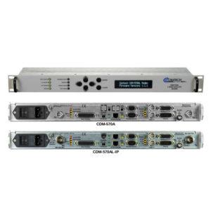 Modems CDM-570A/L & CDM-570A/L-IP Satellite ModemsSCPC