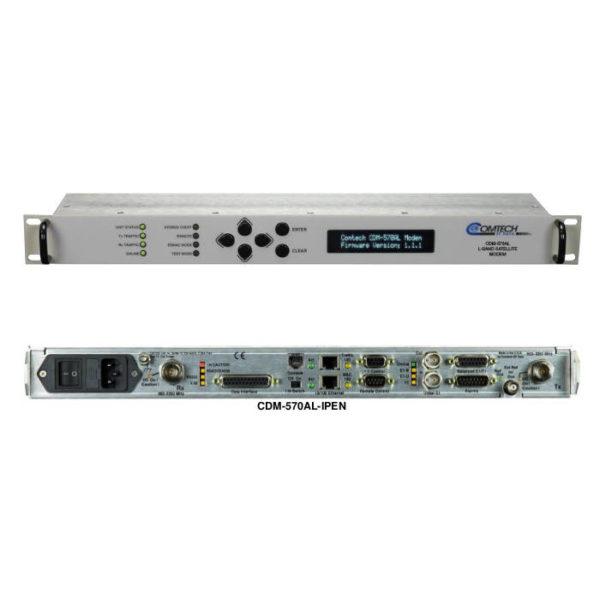 CDM-570A/L-IPEN Satellite Modems