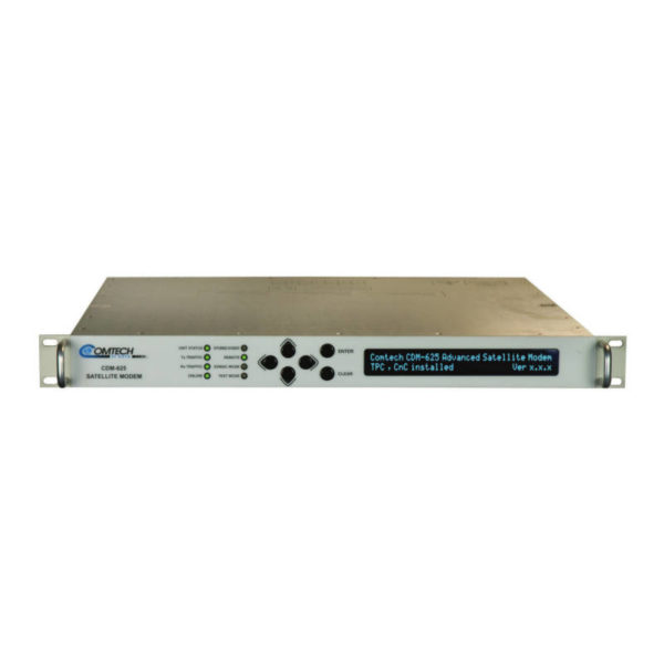 CDM-625-EN Advanced Satellite Modem
