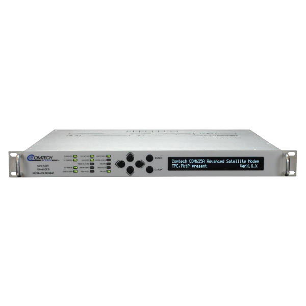CDM-625A-EN Advanced Satellite Modem