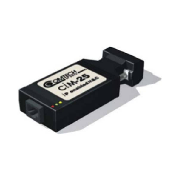 CiM-25 IP-Enabled Monitor & Control