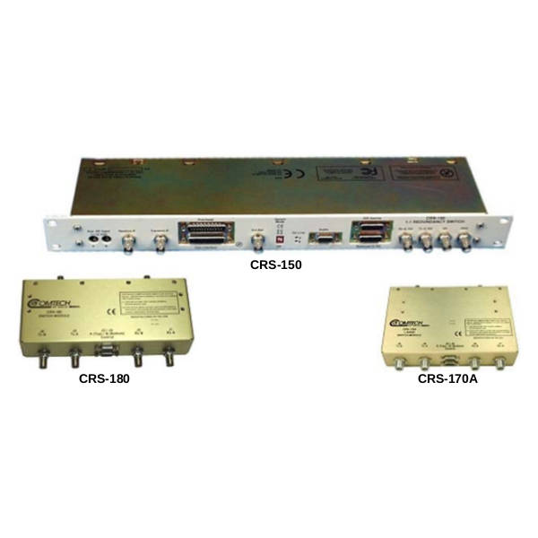 CRS Series 1:1 Modem Redundancy Switches