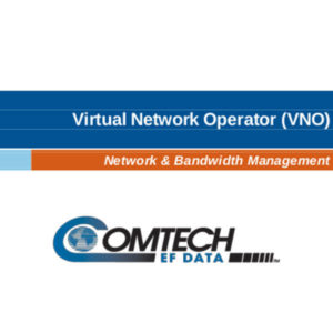 Hubs Virtual Network Operator (VNO)Network Management