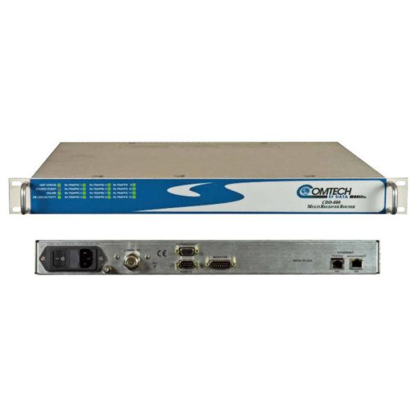 CDD-880 Multi-Receiver Router