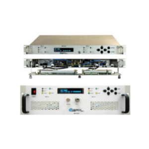 Converters MBT-5000 & MBT-5003 L-Band Up/Down Converter SystemUp/Down Converters