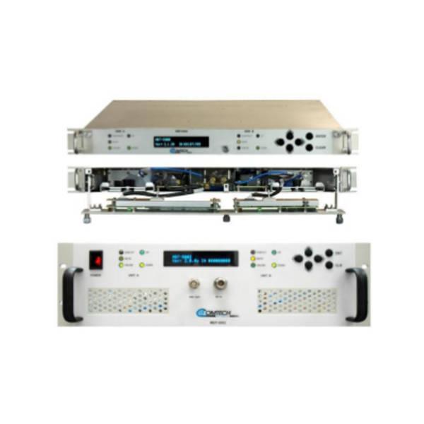 MBT-5000 & MBT-5003 L-Band Up/Down Converter System