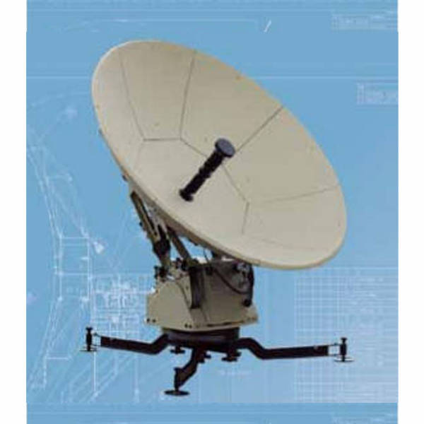 Flyaway Antennas Model C100B Antenna - Flyaway Backpack AntennasAccessories