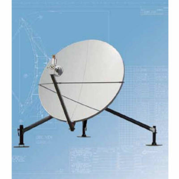 Quick Deploy Antennas Model 1127 1.2m QD Quick Deploy Antenna