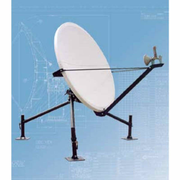 Quick Deploy Antennas Model 1139 1.2m QD Quick Deploy Antenna