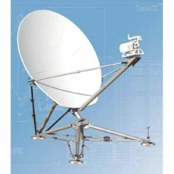 Flyaway Antennas Model 1.8m SF Antenna