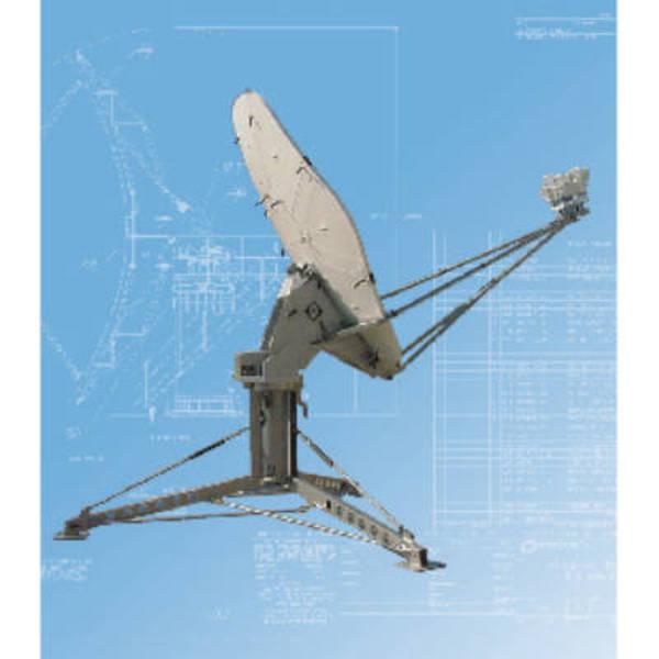 Flyaway Antennas Model C240F Motorized Flyaway Antenna