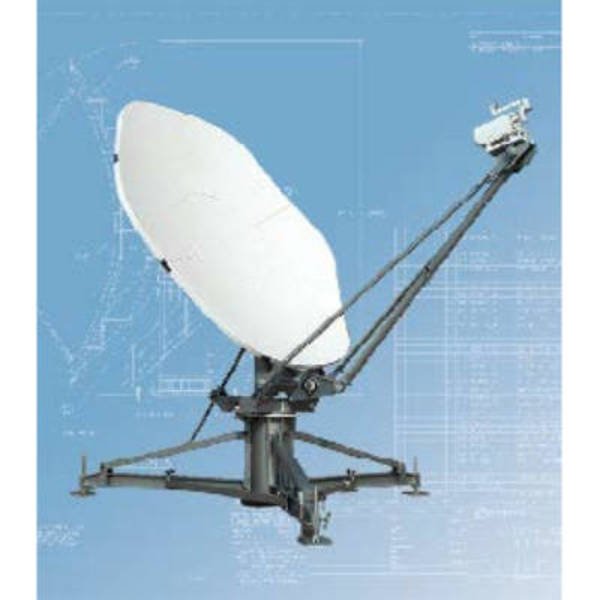 Flyaway Antennas Model 2.4m SF Flyaway Antenna