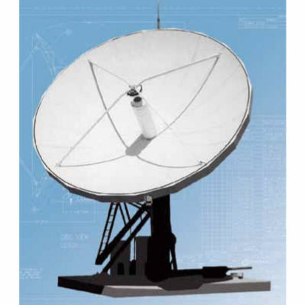 Earth Station Antennas Model 6.3m Cassegrain Antenna