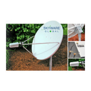 VSAT Antennas 1.0M Ku-Band Class I - 100Rx Only Antennas