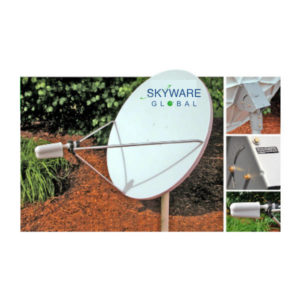 VSAT Antennas 1.2M Ku-Band Class II - 120Rx Only Antennas
