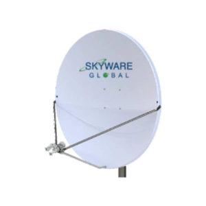 VSAT Antennas 1.2M BSS-Band Class I - 122Rx/Tx Antennas