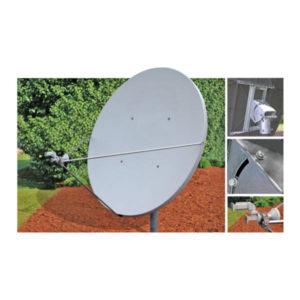 VSAT Antennas 1.8M BSS-Band Class I - 180Rx/Tx Antennas