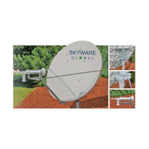 VSAT Antennas 1.8M C-Band Circular Class III - 183Rx/Tx Antennas