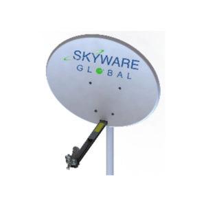 VSAT Antennas 69cm Ka-Band Ext Class III - 698Rx/Tx Antennas