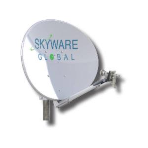 VSAT Antennas 74cm Ka-Band Ext RT - 748Rx/Tx Antennas