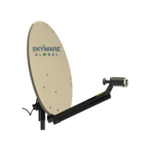 VSAT Antennas 98cm Ka-Band Class III - 980Rx/Tx Antennas