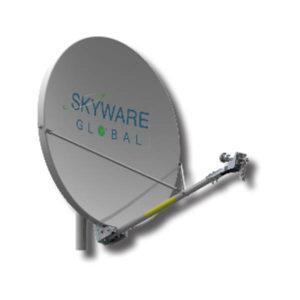 VSAT Antennas 98cm Ka-Band Std Class III - 980Rx/Tx Antennas