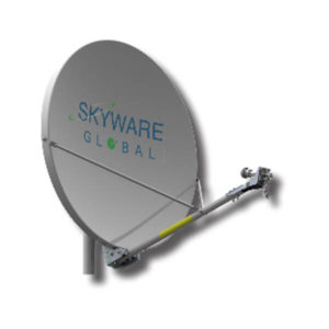 VSAT Antennas 98cm Ka-Band Std/Est - 988Rx/Tx Antennas