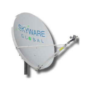 VSAT Antennas 1.2M Ka-Band Ext - 127Rx/Tx Antennas