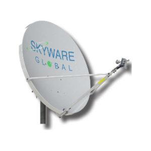 VSAT Antennas 1.2M Ka-Band Std - 127Rx/Tx Antennas
