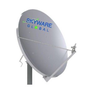 VSAT Antennas 1.8M Ka-Band Circularly Polarized SFL - 181Rx/Tx Antennas