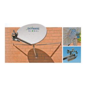 VSAT Antennas 75cm Ku-Band Elliptical - 756Rx/Tx Antennas