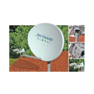 VSAT Antennas 75cm Ku-Band Elliptical - Type 755Rx/Tx Antennas