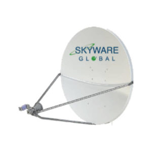 VSAT Antennas 96cm Ku-Band Class I Eutelsat - 965Rx/Tx Antennas