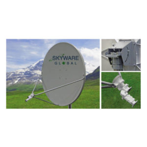 VSAT Antennas 1.2M Ku-Band Class I - 122Rx/Tx Antennas