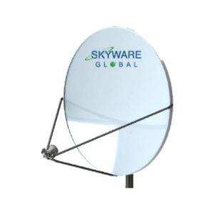 VSAT Antennas 1.2M Ku-Band Class I - 125Rx/Tx Antennas