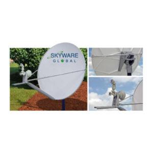 VSAT Antennas 1.2M Ku-Band Class II - 123Rx/Tx Antennas