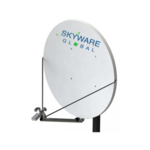 VSAT Antennas 1.8M Ku-Band High Wind - 188Rx/Tx Antennas