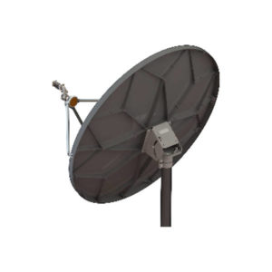 VSAT Antennas 1.2M Ext Ku-Band Class I - 122Rx/Tx Antennas