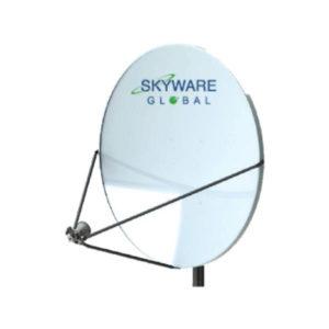 VSAT Antennas 1.2M Ext Ku-Band Class I - 125Rx/Tx Antennas