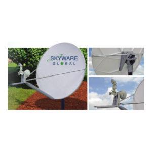 VSAT Antennas 1.2M Ext Ku-Band Class II - 123Rx/Tx Antennas