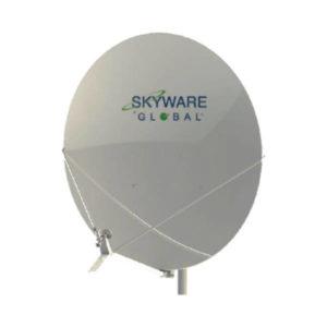 VSAT Antennas 1.8M Ext Ku-Band Class III - 183Rx/Tx Antennas