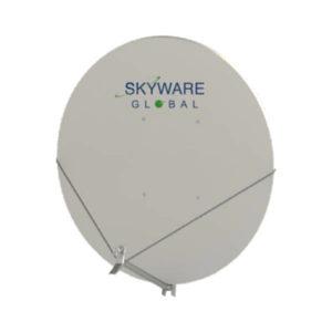 VSAT Antennas 2.4M Ku-Band Ext Class III - 243Rx/Tx Antennas