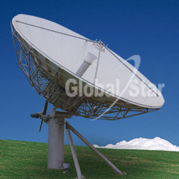 GS6.2M Earth Station Antenna