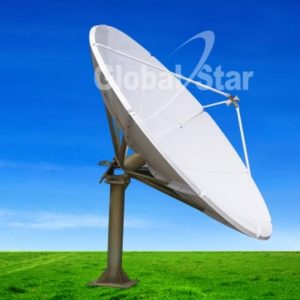 VSAT Antennas GS2.4M Rx AntennaRx Only
