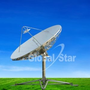 Earth Station Antennas GS4.5M Rx AntennaRx Only