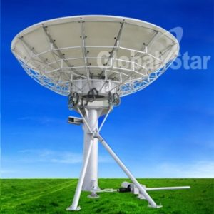 Earth Station Antennas GS6.2M Rx AntennaRx Only