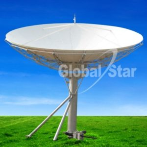 Earth Station Antennas GS7.3M Rx AntennaRx Only